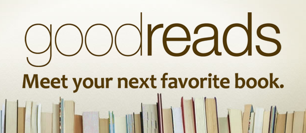 This image has an empty alt attribute; its file name is Goodreads-logo.png